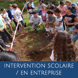 Intervention scolaire - CINOR